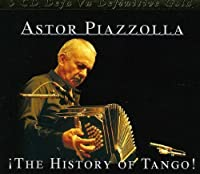 History of Tango by Astor Piazzolla (2006-05-03)