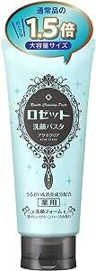 【Amazon.co.jp 限定】【医薬部外品】ロゼット洗顔パスタ アクネクリア 180g 大容量