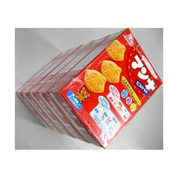 森永製菓 マンナビスケット 86g(43g×2...の紹介画像6