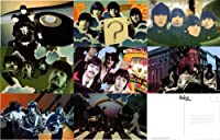 "The Beatles Rock Band Limited Edition Set of 8はがき4 "" x 6 """