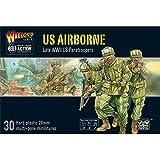 Bolt Action Us Airborne Box - Plastic