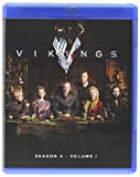 Vikings: Season 4 - Vol 1 [Blu-ray]