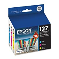 Epson T127520 DURABrite Ultra Multipack Extra High Capacity Cartridge Ink [並行輸入品]