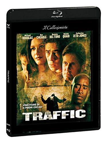 トラフィックブルーレイ+ DVD(2ブルーレイ)