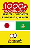 1000+ Japanese - Sundanese Sundanese - Japanese Vocabulary