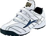 ZETT(ゼット) 野球 トレーニングシューズ ラフィエット BSR8017C ホワイト×ネイビー(1129) 26.0
