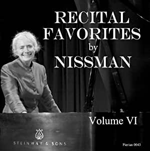 Recital Favorites By Nissman Vol. 6