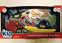 Kid Connection Shark Exploration Set [並行輸入品]