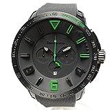 テンデンス 時計 TT560003 ブラック グリーン ガリバー スポーツ クロノ Gulliver Sport Chrono TENDENCE 腕時計 メンズ レディース ag-232900 [並行輸入品]