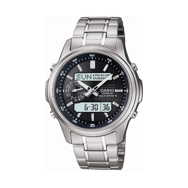 [カシオ]CASIO 腕時計 リニエージ 電波ソ...の商品画像