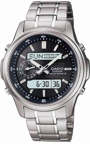 [カシオ]CASIO 腕時計 LINEAGE リニエージ タフソーラー 電波時計 MULTIBAND 6 LCW-M300D-1AJF メンズ