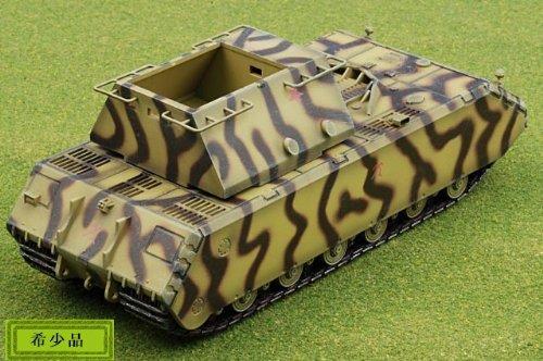 1:72 ドラゴン モデル 1:72 Armor コレクター シリーズ 60157 Krupp/Alkett Sz.Kfz.205 Maus ディスプレイ モデル German Army, Bobli