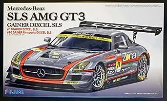 フジミ模型 1/24 リアルスポーツカーシリーズNo.92 GAINER DIXCEL SLS Mercedes-Benz SLS AMG GT3