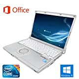 【Microsoft Office 2016搭載】【Win 10搭載】Panasonic CF-S9/新世代Core i5 2.66GHz/メモリ4GB/新品SSD:480GB/DVDスーパーマルチ/12.1インチ/無線LAN搭載/中古ノートパソコン (新品SSD:480GB)