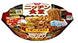 日清 ニッチン食堂 太麺ソース焼そば 109g×12個