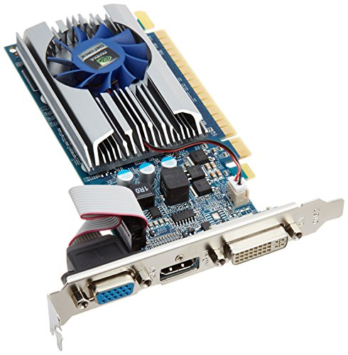 玄人志向 グラフィックボード NVIDIA GeForce GT610 1GB LowProfile PCI-E GF-GT610-LE1GHD