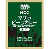MCC マサラビーフカレー(辛口) 200g×10個