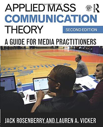 Download Applied Mass Communication Theory 1138689122