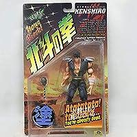 海洋堂 北斗の拳 199X バイオレンス アクションフィギュア ケンシロウ リペイントバージョン 保管