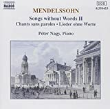 Mendelssohn: Songs without Words II (2006-08-01)
