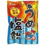 ライオン菓子 うめ塩飴85g×6袋
