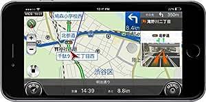 カーナビタイム365日ライセンス NAVITIME(ナビタイム)スマートフォンカーナビ 【Android端末・iPhone/iPad・タブレット対応】地図 自動更新 地図更新無料 最新 VICS渋滞情報対応 ポータブルナビ