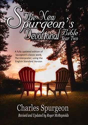 Download The New Spurgeon's Devotional Bible Year Two (English Edition) B071CTW2R1