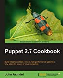 Puppet 2.7 Cookbook (English Edition)