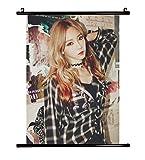 テヨン TaeYeon(Girls' Generation 少女時代) SOLO ミニアルバム「I」スクロールポスター写真 (002)