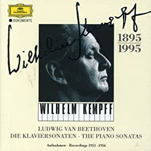 Beethoven: DIE KLAVIERSONATEN-THE PIANO SONATAS