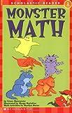 Monster Math (Hello Math Reader. Level 1)