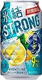 キリン 氷結ストロング 塩レモン 缶 [ チューハイ 350ml×24本 ]