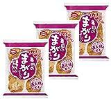 亀田製菓 亀田のまがりせんべいざらめ 12枚×3袋