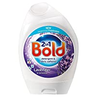 Bold 2in1 Gel Lavender & Camomile Concentrated - 16 Washes (592ml) 太字の2In1ゲルラベンダー、そして濃縮カモミール - 16回の洗浄( 592ミリリットル)