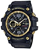 [カシオ] 腕時計 ジーショック MUDMASTER 電波ソーラー GWG-100GB-1AJF メンズ ブラック