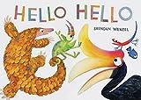 Hello Hello (Books for Preschool and Kindergarten, Poetry Books for Kids) 画像