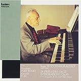 ヴィシネグラツキー:四分音システムピアノのための作品集