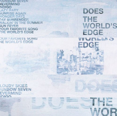 The World's Edge(初回生産限定盤)(DVD付)