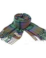 英国王室ご愛用 Lochcarron of scotland ロキャロン ラムズウール100% タータンチェック大判ストール 全36柄