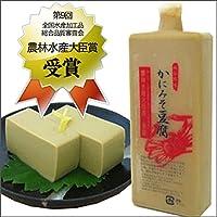 豆腐 かにみそ豆腐 200g 日本製