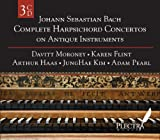Complete Harpsichord Concertos on Antique Instrume