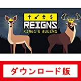 Reigns: Kings & Queens|オンラインコード版【Nintendo Switch 年末年始インディーゲーム スタンプカードキャンペーン スタンプ付与対象商品】