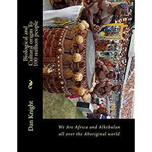Biological and Cultural Origin to 100 Million People: We Are Africa and Alkebulan All over the Aboriginal World (All of Us Everywhere You Look We Are There)