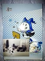 会場限定ジャックフロスト缶バッジ&クリアファイル 10 20 GAME SYMPHONY JAPAN 25th CONCERT 真 女神転生 生誕25周年祭 ‐LAW SIDE‐