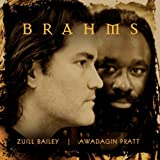 Brahms: Works for Cello & Pian