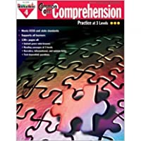 Newmark Learning Common Core Comprehension Reproducible Book Grade 4 [並行輸入品]