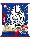 亀田製菓 しゃり蔵 85g×6袋