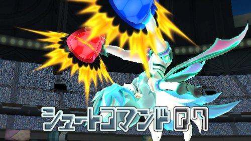『イナズマイレブンGO ストライカーズ 2013 早期購入者特典 神童&霧野「ペアキャラストラップ」付き - Wii』の4枚目の画像