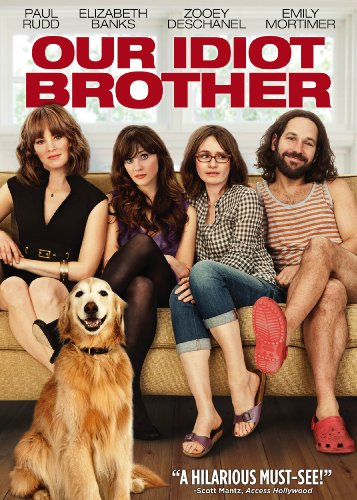 Our Idiot Brother [DVD]の詳細を見る