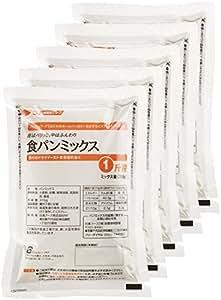 パナソニック 食パンミックス ホームベーカリー用 1斤分×5 SD-MIX100A